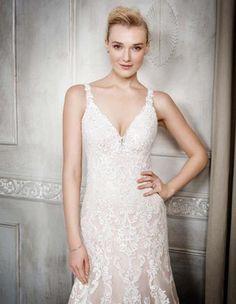 Igen Szalon Kenneth Winston wedding dress- 1678  igenszalon  wedding   weddingdress  kennethwinston. Esküvői Koszorúslány RuhákEsküvői ... 98df2c530b