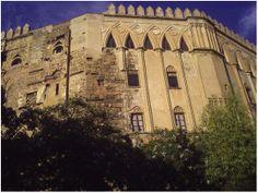 Palacio Real de Palermo (Palacio de los Normandos), en cuya primera planta se encuentra la Capilla Palatina