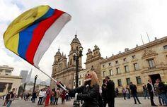 Bogotá es declarada Ciudad mundial de la paz en cumbre de Premios Nobel