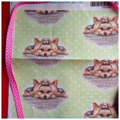 By Catia Cho - Pet Fine Art and Design: Yorkie Piccolo, Counting my Blessings, by Catia Ch...