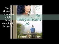 Author Connie Almony books and descriptions. At the Edge of a Dark Forest. One Among Men. An Insignificant Life. Flee from Evil.