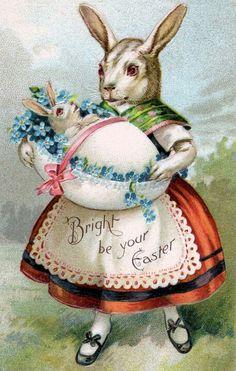 lapin Pâques