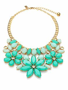Kate Spade New York - Gardens Of Paris Statement Necklace