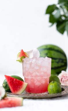 Fresh watermelon juice and jalapeno-infused tequila topped with sparkling Santa Margherita Rose makes for a sweet and spicy homemade margarita recipe perfect for Mother's Day Cinco de Mayo or any day for that matter! Classic Margarita Recipe, Margarita Recipes, Cocktail Recipes, Smoothie Recipes, Smoothies, Cocktail Drinks, Drink Recipes, Pork Ribs Grilled, Spicy Drinks