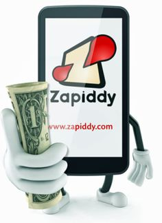 Zapiddy - Another great app that pays you for in-stoer tasks! Super easy and great payouts!