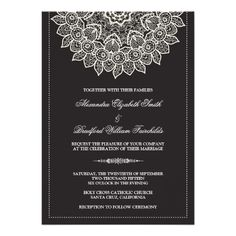 Discount DealsFormal Lace Doily Wedding Invitation (black)We have the best promotion for you and if you are interested in the related item or need more information reviews from the x customer who are own of them before please follow the link to see fully reviews