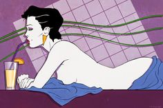 Art Now and Then: Patrick Nagel