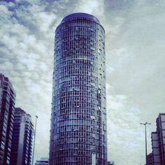 TORRE ERNEST HEMINGWAY - BARRA DA TIJUCA(RJ) -  by Oscar Niemeyer