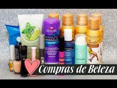 Compras, Recebidos e Presentes de Beleza - Fev./Mar. 2016.