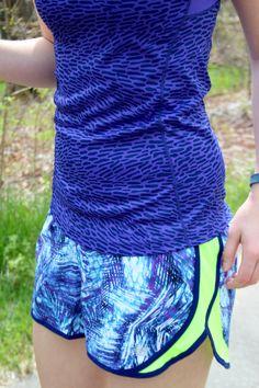 New Balance workout gear