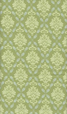 Tilda Fabric - Ruby Green