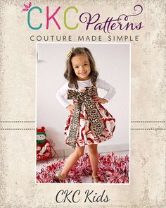 Create Kids Couture - Daphne's Bubble Skirt and Top PDF Pattern, $6.00 (http://ckcpatterns.com/daphnes-girls.html)