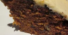 Recipe Donna Hay Carrot Cake (converted) - My Version by Euromix, learn to make this recipe easily in your kitchen machine and discover other Thermomix recipes in Desserts & sweets.