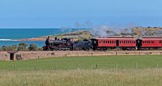 Cockle train - Victor Harbor to Goolwa
