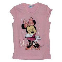 Minnie Tee-shirts manches courtes - Lot de 2 - rose et rouge