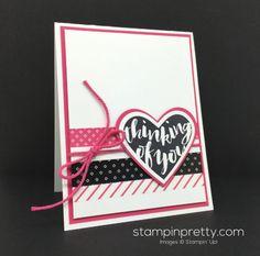 A Peek at Pop of Pink Washi Tape! | Stampin' Pretty