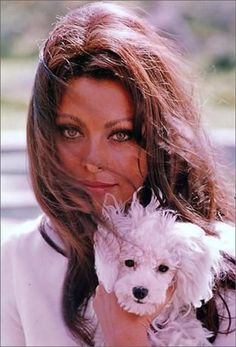 Sophia Loren ... Brought to you in part by StoneArtUSA.com ~ affordable custom pet memorials since 2001