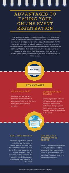 Advantages To Taking Your Online Event Registration There are a number of benefits of taking online registration for an endurance event. Here are some advantages to going with online event registration that will help you to put your mind at ease. Event Software, Event Registration, Event Organization, Fundraising, Mindfulness, Number, Marketing, Day, Fundraisers