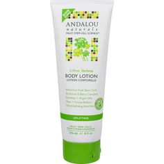 Andalou Naturals Fruit Stem Cell Science renews skin at the cellular level, blending nature and knowledge for visible results. Invigorating citrus verbena, organic aloe vera, apricot and sunflower oil