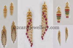 Pearls-jhumkas-with-tassels1.jpg (500×334)
