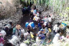 """سكان """"أولاد آزم"""" يطالبون بإنقاذهم من العطش"""