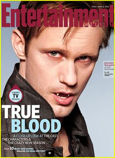 Alexander Skarsgard: 'True Blood' Cast Covers 'Entertainment Weekly'
