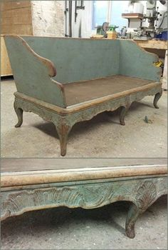 vintage furniture Eye For Design: Decorating With Swedish/Gustavian Sofas Paint Furniture, Furniture Projects, Furniture Decor, Living Room Furniture, Furniture Buyers, Furniture Market, Coaster Furniture, Furniture Storage, Furniture Online