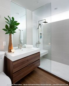 Bathroom Renovation by Paul Kenning Stewart Design, uncategorized from 43 Inch Bathroom Vanity Ideas by Paul Kenning Stewart Design