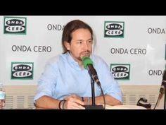 """Carlos Alsina entrevista a Pablo Iglesias """"Estoy con muchísima energía"""""""