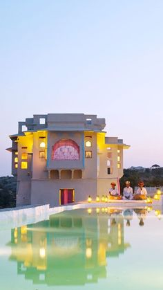 HIGH END RESTAURANTS AND HOTELS | Lakshman Sagar, Rajasthan #GoldStandard2015 | www.bocadolobo.com