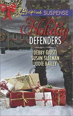 Holiday Defenders: Mission: Christmas Rescue\Special Ops Christmas\Homefront Holiday Hero (Love Inspired Suspense) by Debby Giusti http://www.amazon.com/dp/0373446268/ref=cm_sw_r_pi_dp_.76Ovb1ZYA32A