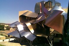 frank gehry: city of wine complex marques de riscal hotel