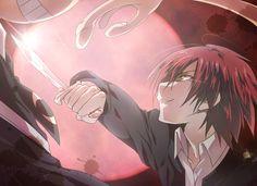 Koro-sensei and Akabane Karma