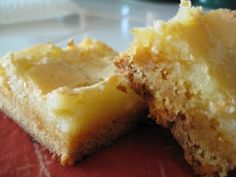 Southern Chess Bars...my mom used to make these...yummy!!!!
