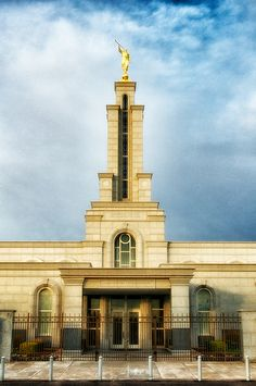 The Lubbock Texas Temple of the Church of Jesus Christ of Latter Day Saints (Mormon) #lds #temples #mormon