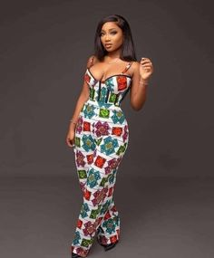 Ankara Styles For Women, Beautiful Ankara Styles, African Dresses For Women, African Print Dresses, African Attire, African Wear, African Fashion Dresses, Fashion Outfits, Ankara Fashion
