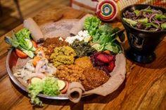 ethiopian dishes in munich, germany, Eritrean, Munich Germany, Ethiopia, Globe, Restaurants, Dishes, Ethnic Recipes, Food, Speech Balloon
