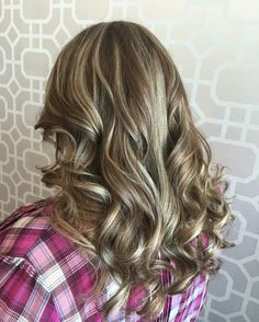Highlights Layers  Redken  Blonde Vogue Hair Salon