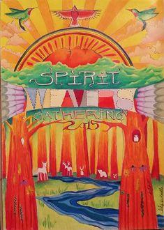 spirit weavers gathering - Lily Swindle