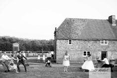 Tom & Carly's Wedding. Tug of war