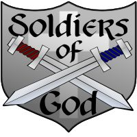 Free VBS...Soldiers and warfare occur repeatedly in both testaments. We thought about doing an entire week on just the armor of God, but we decided it might be better to generalise the theme. We ended up with lessons covering salvation by faith, obedience to Christ, resisting temptation, enduring the world's contempt, and prayer.