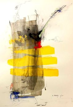 art journal - expression through abstraction — Klaus Fabry                                                                                                                                                                                 More