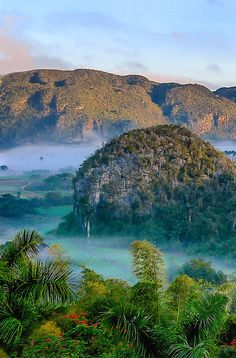 Viñales is one of Cuba's top destinations. Cuba Direct offers a number of excursions to help you explore this breathtaking valley. Book your Viñales Cuba tour today. Cuba Tourism, Cuba Travel, Travel Trip, Beach Travel, Mexico Travel, Spain Travel, Adventure Travel, Best Places To Vacation, Best Vacations