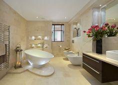 Bacias suspensas em banheiros e lavabos - veja modelos e dicas! - Decor Salteado - Blog de Decoração e Arquitetura