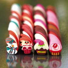 Advent Calendar - Twisty Stix Erasers