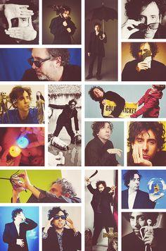 I present to you the amazing Tim Burton