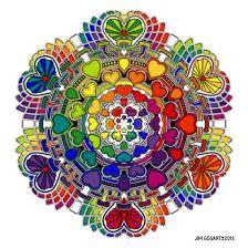 Resultado de imagen para mandala de la abundancia