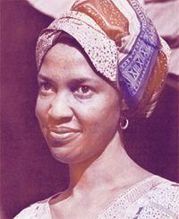 Sr. Thea Bowman: teacher, gentle activist, good spirit.
