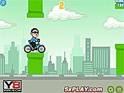 Game Gangnam Style Flappy Bird