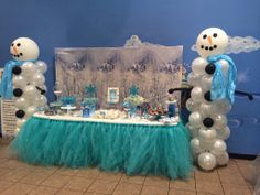 Frozen Birthday Party!